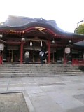 生田神社。