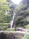 布引の滝。