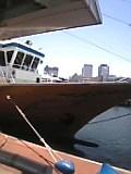 遊覧船ロイヤルプリンス 乗船。