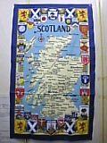 スコットランド土産。
