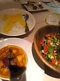 ペルシャ料理。