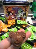 クッキークラムチョコレート。