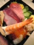 ちらし寿司。
