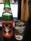 越乃景虎 梅酒。