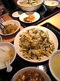 中国家庭春餅。