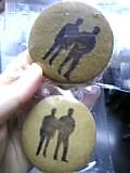 相棒クッキー。