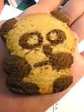 パンダクッキー。