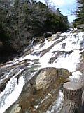 竜頭の滝。