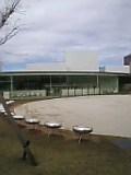 金沢21世紀美術館。