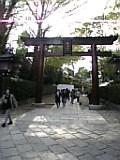 根津神社。