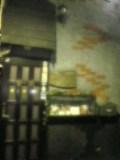 新宿ゴールデン街 突風。