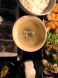 唐揚定食(石膳)
