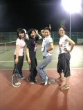 テニス部。