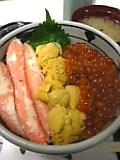 函館丼(いくら亭)