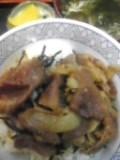 焼肉丼(さ和乃)