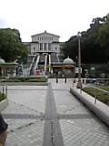 天王寺公園。
