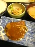 さば味噌定食