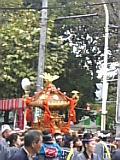 板橋区民祭。