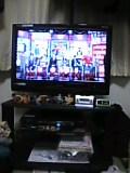 テレビ、キタo(^-^)o