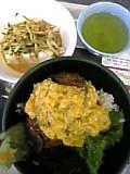 早稲田学食。