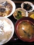 蕪と茄子のカレー煮膳(月)