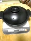 IH調理機。