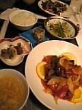 岡山 重慶飯店。