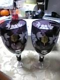 江戸切子グラス。