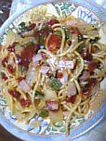 スパゲティーナポリタン。