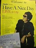 吉田拓郎ライブ。