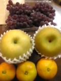 フルーツ三昧。