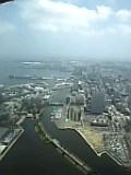 横浜 ランドマークタワー。