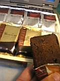 ウイスキーチョコレートケーキ。