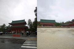 平安神宮。
