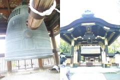 方広寺&豊国神社。