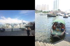 香港&マカオ。
