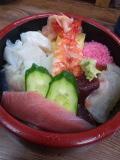 高田馬場 喜久寿司。