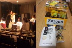 U山さん結婚パーティー。