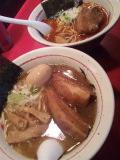池袋 麺屋武蔵二天。
