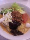 高田馬場 中国料理担々麺。