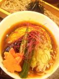 高田馬場 つけ蕎麦安土。