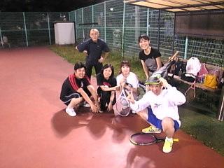 テニス部!