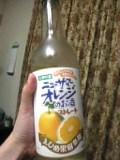 ニューサマーオレンジのお酒。